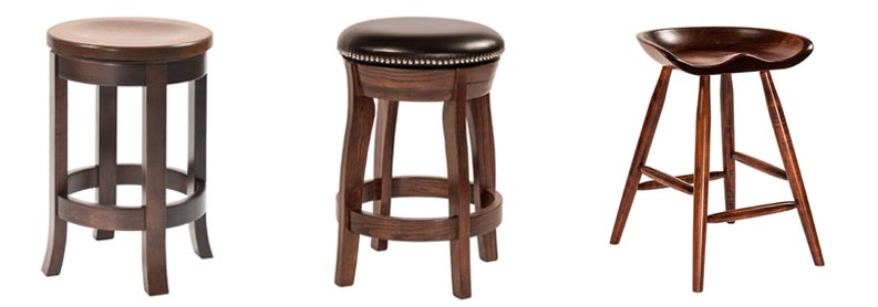 Amish Woodworking Offers A Line Of Custom Handmade Barstools To Fit Your  Specific Requirements. Choose From One Of Our Existing Barstool Models Or  Design ...