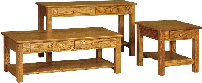 Amish Woodworking Offers A Line Of Custom Handmade End Tables To Fit Your  Specific Requirements. Choose From One Of Our Existing Mission Style End  Table ...