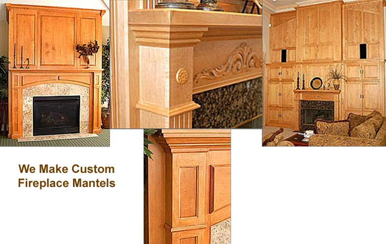 Amish Woodworking Offers A Line Of Custom Handmade Fireplace Mantels And Surrounds To Fit Your Specific Requirements Mantel Designed