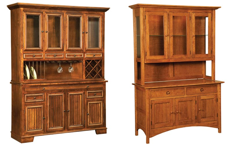 Amish Woodworking Offers A Line Of Custom Handmade Hutches To Fit Your  Specific Requirements. Choose From One Of Our Existing Hutch Models Or  Design Your ...
